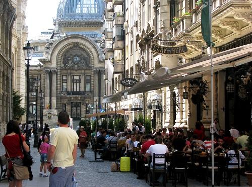 Restaurante din Bucuresti