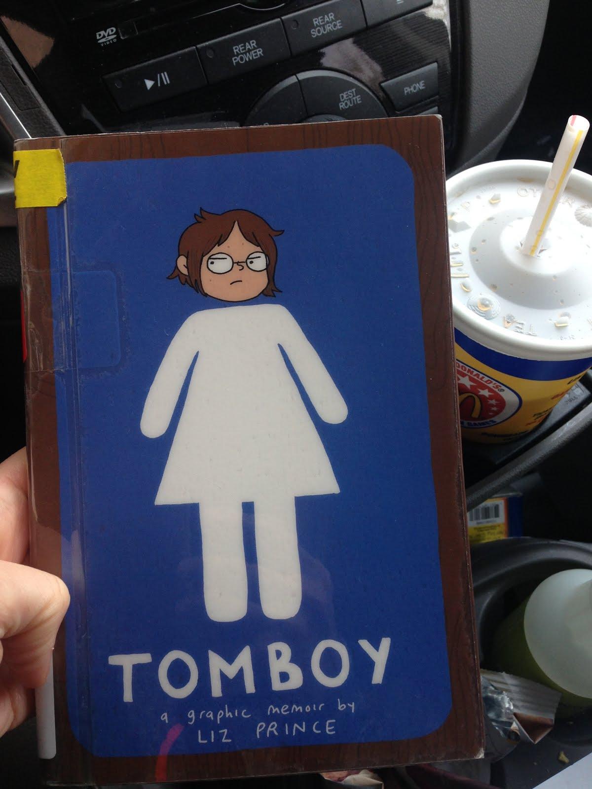 Tomboy -- Liz Prince