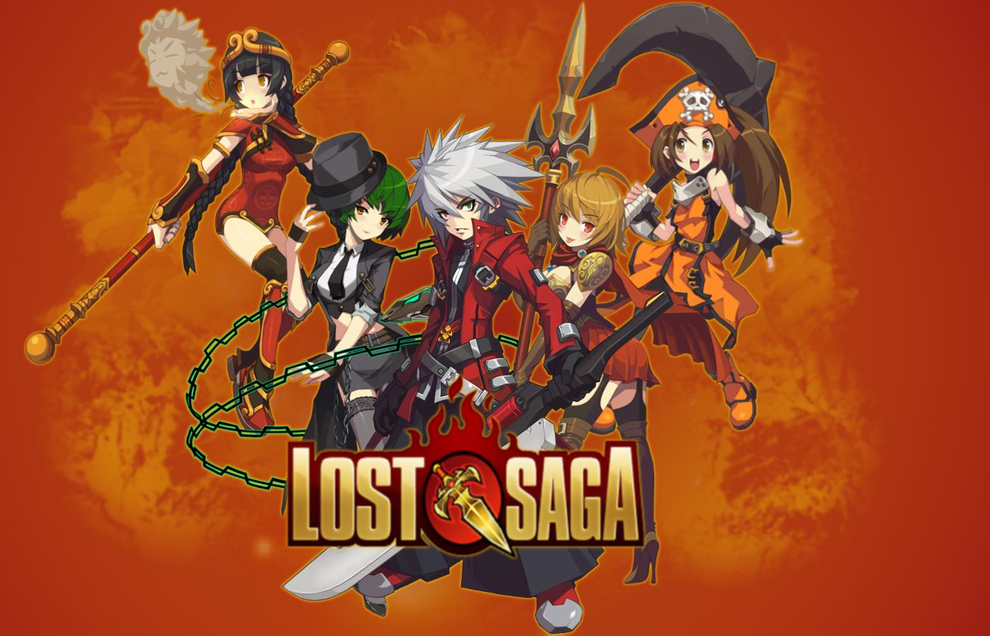 Lost Saga в стиме