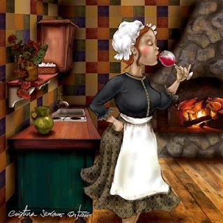 La picara cocinera