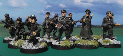 Weird War, Wargaming, Roleplaying, miniatures