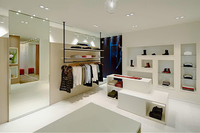 Interior Butik Minimalis 3
