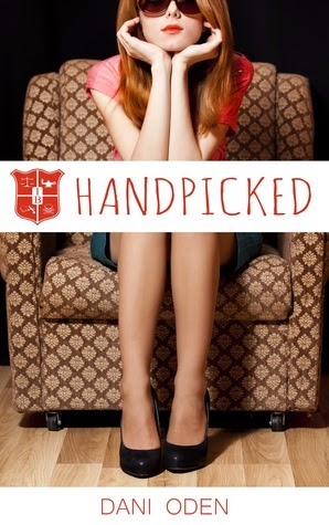 handpicked by dani oden book cover