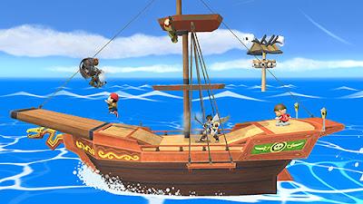 Llega nuevo contenido a Super Smash Bros 4 4