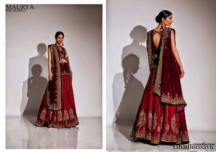 Maurya Lehenga Choli for Bridal Events