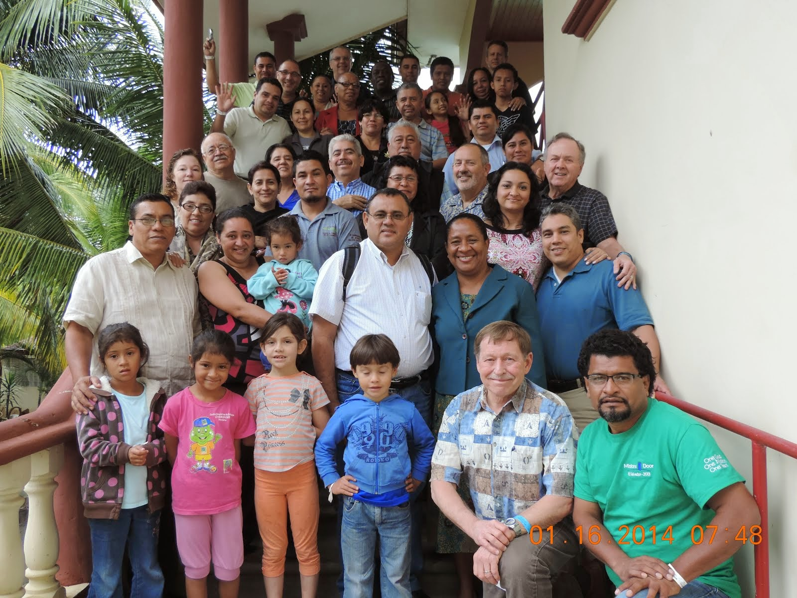 December 2013 Central America Conference