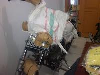 Pengiriman Motor Kawasaki Binter Jakarta-Jayapura