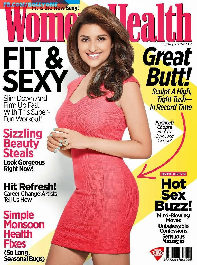 Parineeti Chopra hot photoshoot 2014