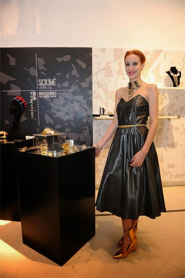 milano fashion week, palazzo morando, vogue talents corner, one more addiction ,