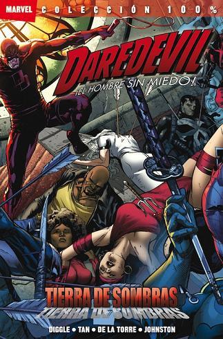 Daredevil. Tierra de Sombras [CBR | Español | 373.95 MB]