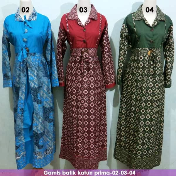 Model Baju Batik Wanita Yang Kami Jual Jual Baju Batik