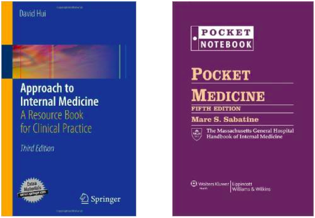 internal medicine pocket textbooks hui