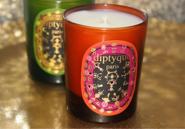 Diptyque Christmas Candles 2013