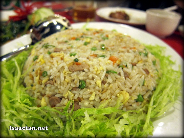 #8 Yong Chow Fried Rice - RM12