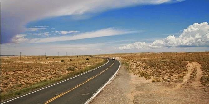 7 Jalan Raya Paling Angker di Dunia