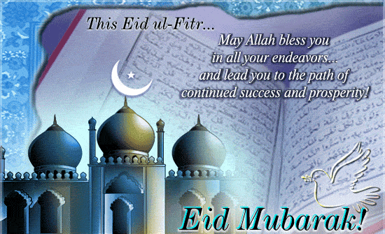 happy eid ul fitr 2013 to everyone