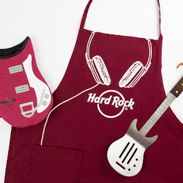 Out of 905 entries, congrats to Dee J., our Hard Rock Cafe Grill Accessories Gift Pack Winner!