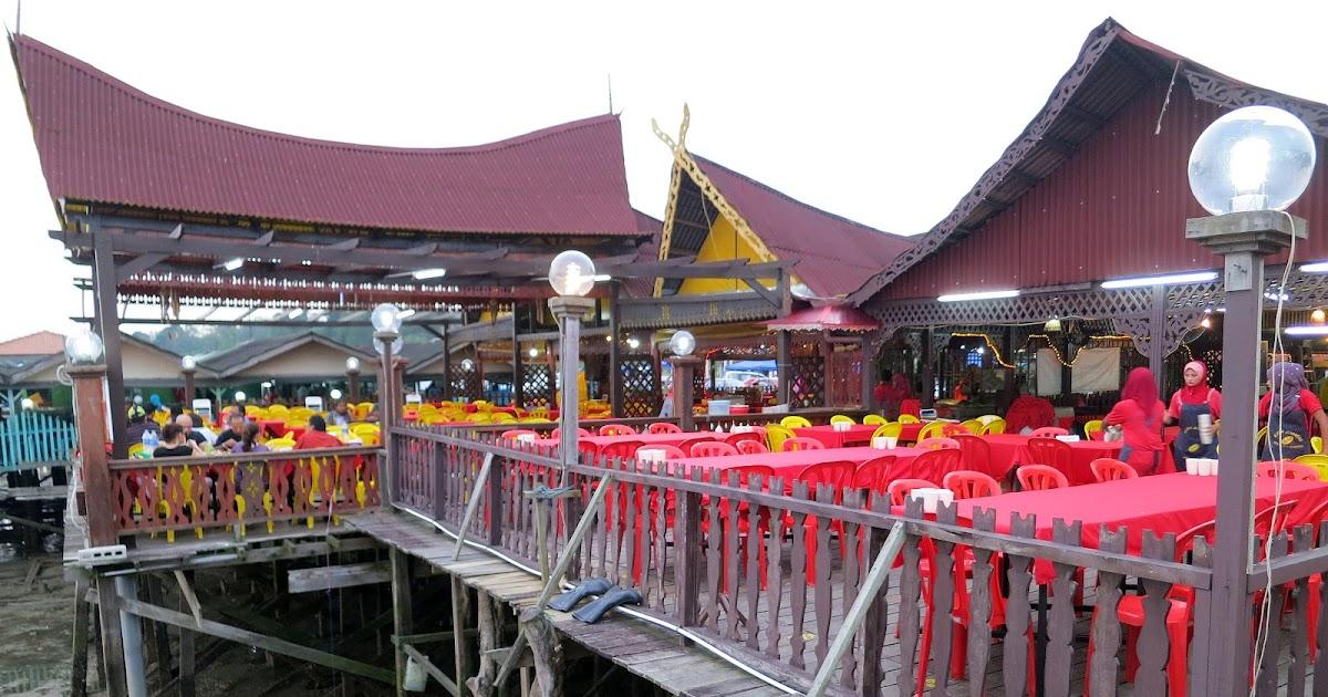 Anjung senibong malay sea food at kampung permas