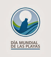 Logo del Día de Playas.
