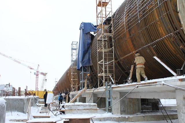 Строительство Загорской ГАЭС-2 даёт весомую прибавку в статистку района.