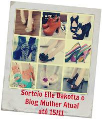 Sorteio em parceria com Elle Dakotta