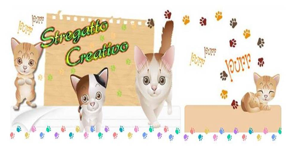 Stregatto Creativo!