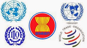 yang dimaksud Organisasi Internasional