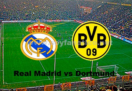 Real Madrid vs Borussia Dortmund 2014 - Vuelta Champions