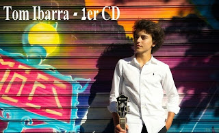 KissKissBankBank : Tom Ibarra 1er CD