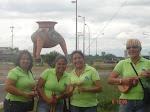 En El Paseo La Tinaja de Quibor, Municipio Jiménez