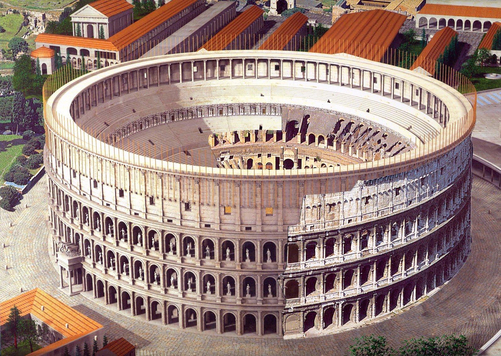 Resultado de imagen para coliseo romano