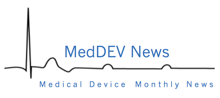 Medical Device Monthly News