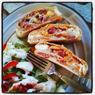 Just Cooking: Ham and Cheese Stromboli with Jalapeno ...