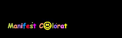 Manifest Colorat