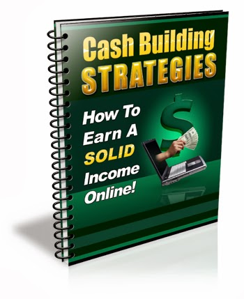 Cash Building Strategies PLR