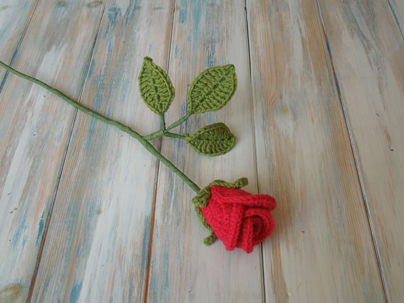Happy Berry Crochet How To Crochet Realistic Roses