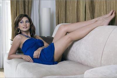 Gambar wanita Tercantik Indonesia Anita Hara