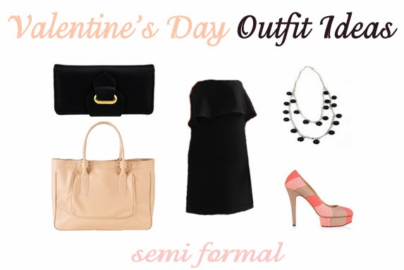 simple valentine day outfit