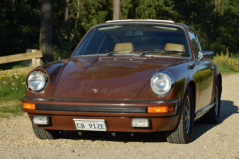 Porsche 912 E Sunroof Coupe 1976 Sales Brochure Stuurman 1973 Type Of Engine