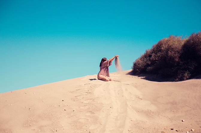 cabo gata playa monsul