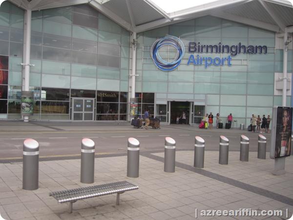 Kepada Yang Baharu Mengetahui Saya Kini Telah Tepat 2 Bulan Berada Di Tanah Inggeris Lebih Spesifik Birmingham Alhamdulillah Niat Untuk Berkelana