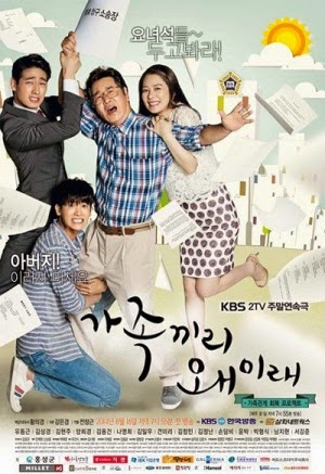 Korean Drama What Happens to my Family? Subtitle Indonesia