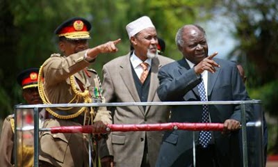 HON. YUSUF HAJI - SENATOR, FORMER KENYA DEFENCE MINISTER