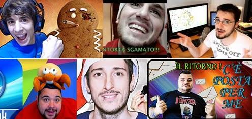 youtuber italiani alla ribalta