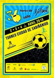 36 horas Fútbol-Sala. XXVIII Edición.