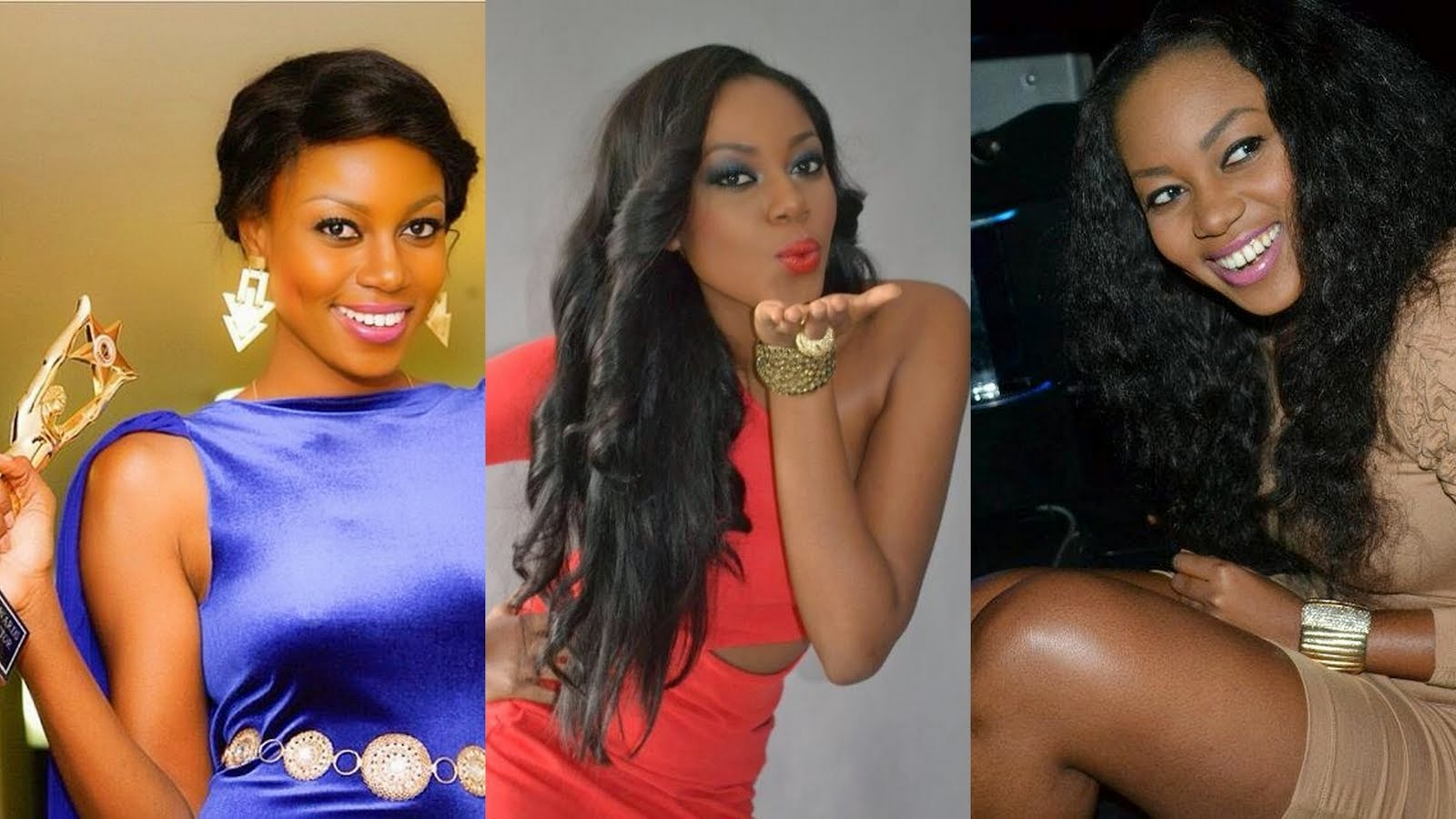 Celebrity of the week - Yvonne Nelson (Ghana)