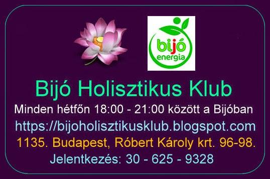 Bijó Holisztikus Klub Facebook oldala