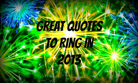 Most Recent Happy New Year Quotes
