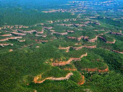 Serra Vermelha  - Piauí