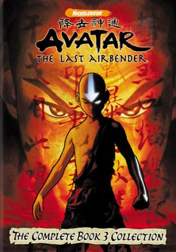 92 Descargar Avatar: La leyenda de Aang LIbro 3 Fuego HDTV Español Latino